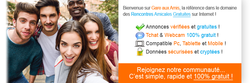 tchat rencontres amicales