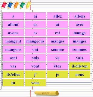 past participle of rencontre in french)