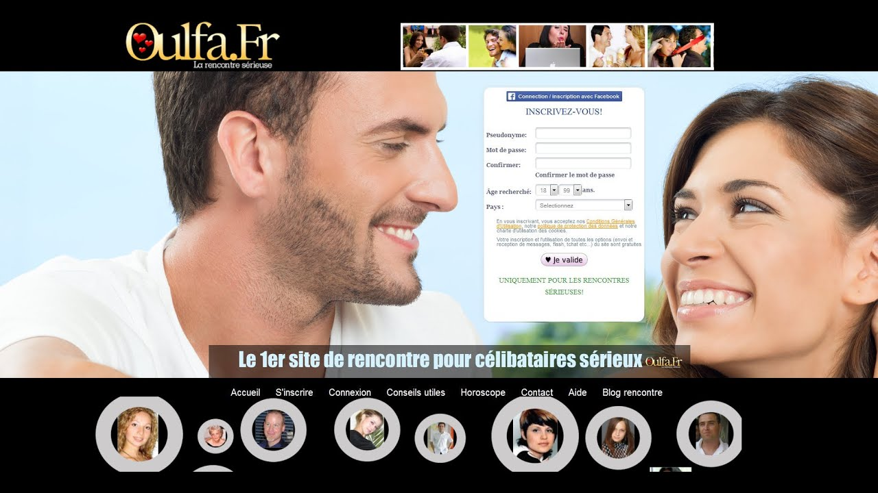Worldwide dating service