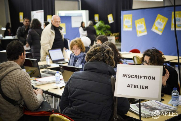 rencontre de la photo arles recrutement)