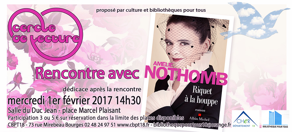club rencontre bourges