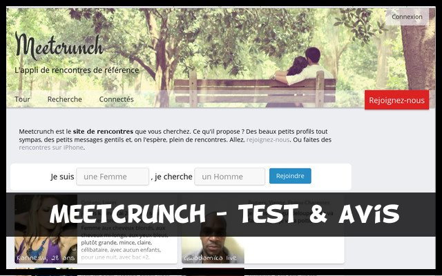 Avis Meetcrunch : opinion de la rédaction et évaluations clients