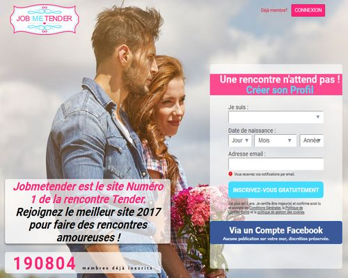 tender site de rencontre france)