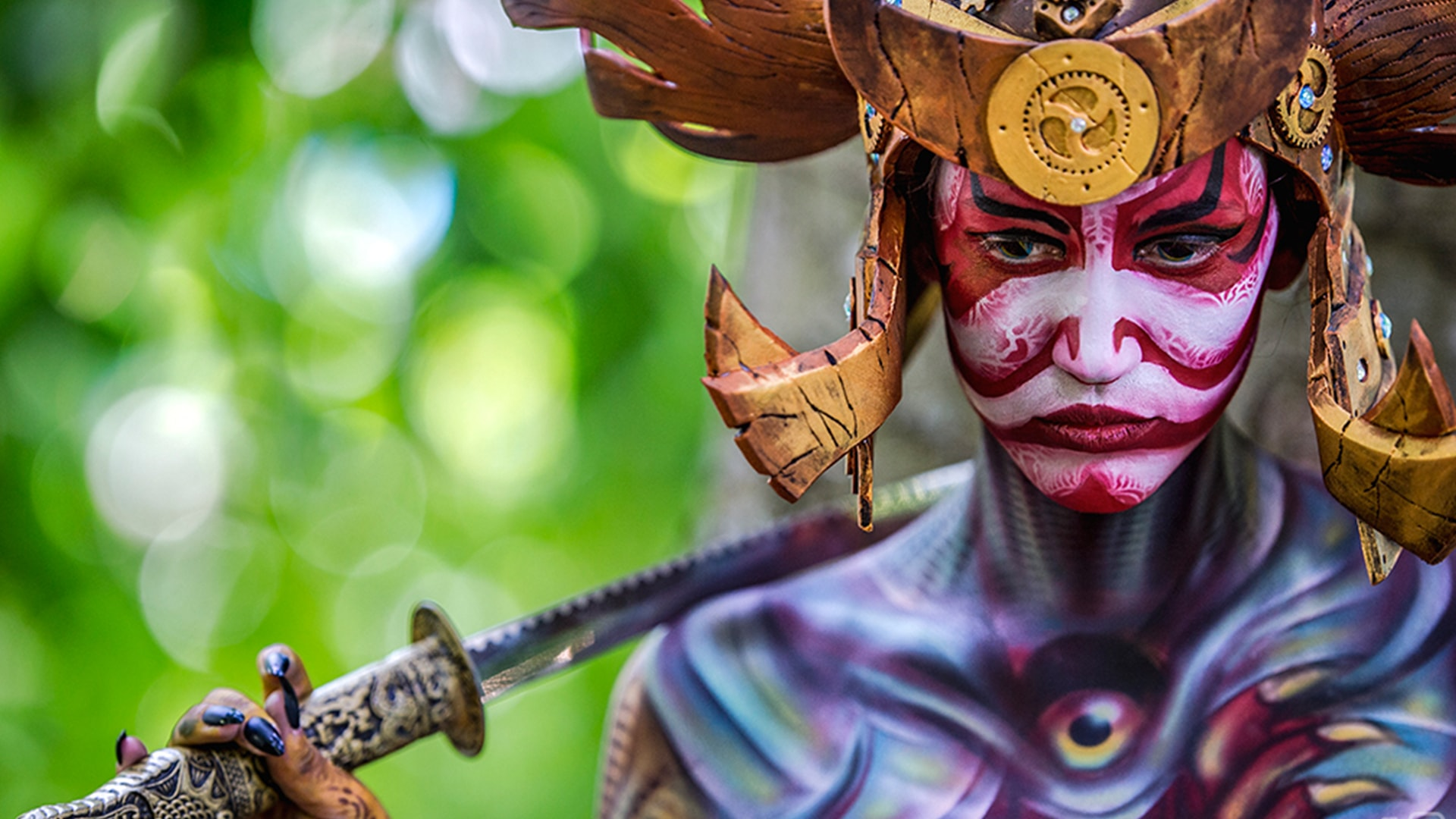 rencontre bodypainting france 2020