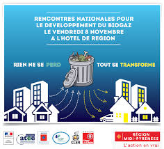 rencontres nationales biogaz)